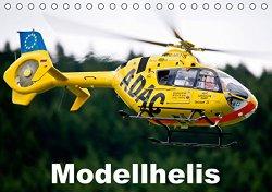 Modellhelis Kalender 2016 – Modellhelikopter im Flug fotografiert